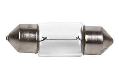 Comprar LÁMPARA PLAFONIER C10W (11X31mm) 12V (Envase de 10) COF-03501240 en Ferretería el Clavo.