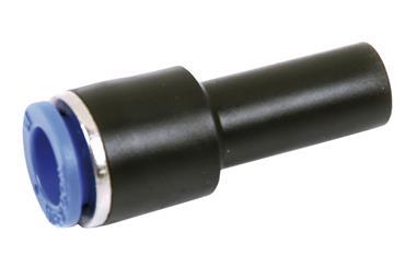 Comprar ESPIGA REDUCTOR PLASTICO 12/8 mm COF-05000009 en Ferretería el Clavo.