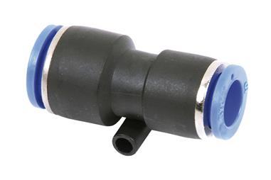Comprar EMPALME RAPIDO REDUCCION PLAST. T-8/6 (Envase de 10) COF-05010806 en Ferretería el Clavo.