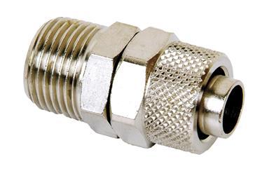 Comprar RECTO MACHO CONICO T6/4 - R1/8 (Envase de 5) COF-06210005 en Ferretería el Clavo.