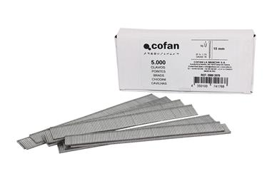 Comprar CAJA DE CLAVOS TG/20 - 1 x 1,25 (5.000 PCS) COF-09002071 en Ferretería el Clavo.