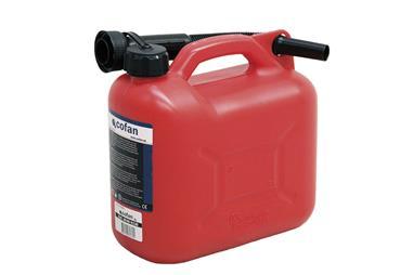 Comprar PETROL CANS 10 LTS. COF-09400231 en Ferretería el Clavo.
