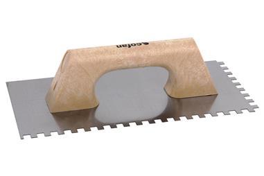 Comprar LLANA DENTADA MANGO PLÁSTICO 300x150x0,7 mm COF-09517194 en Ferretería el Clavo.