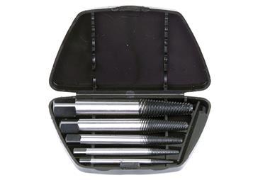 Comprar JGO. 8 MACHOS IZQUIERDA (Extractor tornillos) COF-09735010 en Ferretería el Clavo.