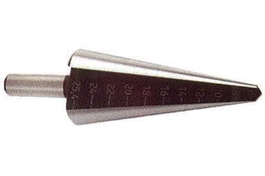 Comprar BROCA ESCALONADA HSS-TALAD. 6 - 30 COF-09900630 en Ferretería el Clavo.