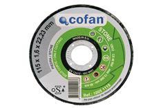 Comprar DISCO CARBURO EXTRF 115X1,6X22,23 STONE COF-10051115 en Ferretería el Clavo.