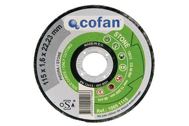 Comprar DISCO CARBURO 115X2,5X22,23 STONE COF-10052115 en Ferretería el Clavo.