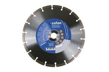 Comprar DISCO DIAMANTE CANTERO STANDARD H-10mm, 115mm COF-10091115 en Ferretería el Clavo.