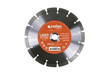 Comprar DISCO DIAMANTE MOD. CANTERO H-12MM D-300MM. COF-10120300 en Ferretería el Clavo.