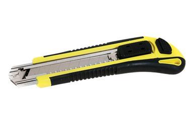 Comprar CUTTER CUCHILLA INTERCAMBIABLE (18mm) COF-10540001 en Ferretería el Clavo.
