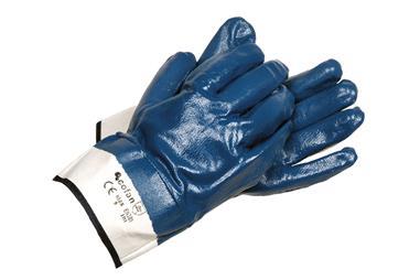 Comprar BLISTER G. AMER. NITRILO AZUL T-10 (Envase de 12) COF-11000007-10BL en Ferretería el Clavo.