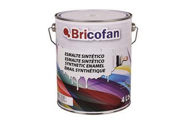 Comprar ESMALTE SINTÉTICO (4 L) BLANCO BRILLO COF-15002601 en Ferretería el Clavo.