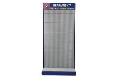 Comprar PIE LATERAL DE 400MM EXPOSITOR PERFORADO COF-21001101.02 en Ferretería el Clavo.