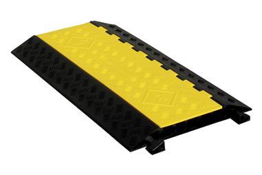 Comprar PROTECTOR PARA CABLES 900x500x55 mm (10 TON) COF-21201112 en Ferretería el Clavo.