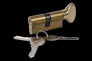 Comprar Cilindro Pomo 30/40-L.Larga-Latón Llaves Iguales AAA COF-31023040.AAA en Ferretería el Clavo.