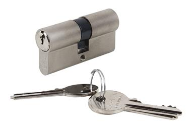 Comprar Cilindro 30/40- Leva Larga- Níquel mate COF-31043040N en Ferretería el Clavo.