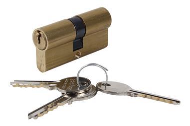 Comprar Cilindro30/40 Llaves Iguales Leva Larga Latón (CCC) COF-31053040.CCC en Ferretería el Clavo.