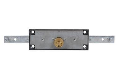 Comprar Cerradura Persiana Metal-pivote fijo Izquierda COF-31300173 en Ferretería el Clavo.