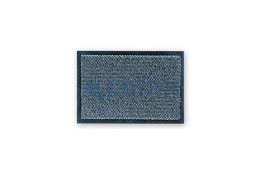 Comprar FELPUDO INTERIOR POLIPROPILENO 40X60CM NEGRO/GRIS COF-41600133 en Ferretería el Clavo.