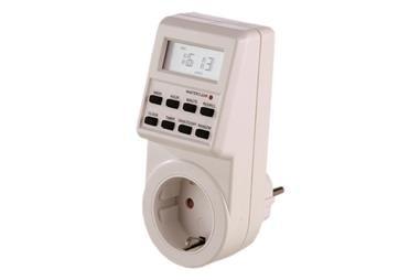 Comprar PROGRAMADOR HORARIO DIGITAL (3.680W) COF-51001070 en Ferretería el Clavo.