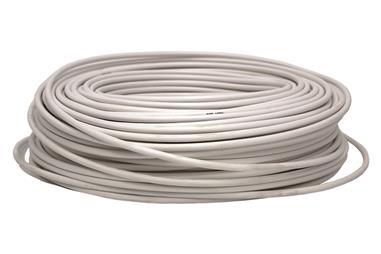 Comprar CABLE ANTENA 75 Ohm BLANCO (100 M) COF-51002130 en Ferretería el Clavo.