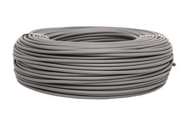 Comprar ROLLO CABLE H07V-K 1X2,5MM2 GRIS (100M) COF-51002564G en Ferretería el Clavo.