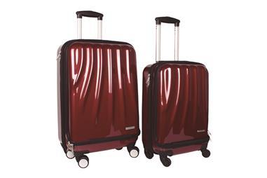 Comprar SET MALETAS SPARK 20 24 GRANATE COF-80010505R en Ferretería el Clavo.