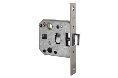 Comprar PICAPORTE EMBUTIR REDONDO D47 E50 INOX (P/MADERA) venta unitaria COF-88905006-U en Ferretería el Clavo.