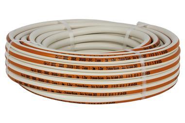 Comprar TUBO GAS FLEXIBLE PORTUGAL EN 16436-1 Ø8x25m COF-90014391 en Ferretería el Clavo.