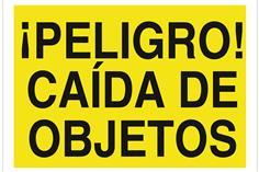 Comprar SEÑAL POLIESTIRENO 420X297 ¡Peligro! zona de carga y descarga COF-A18TPL420297 en Ferretería el Clavo.