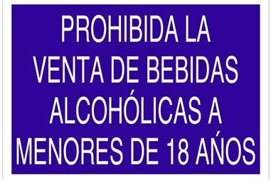 Comprar SEÑAL POLIESTIRENO 297X210MM. AC15 COF-AC15PL297210 en Ferretería el Clavo.