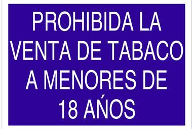 Comprar SEÑAL POLIESTIRENO 297X210MM. AC16 COF-AC16PL297210 en Ferretería el Clavo.