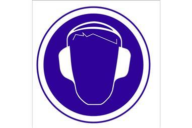 Comprar SEÑAL ADHESIVO 105X105MM. Obligatorio cascos auditivos COF-O02AD105105 en Ferretería el Clavo.