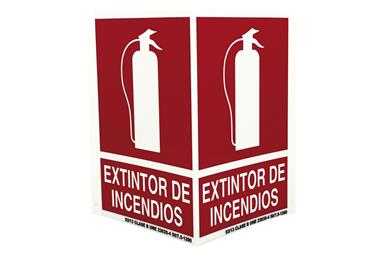 Comprar SEÑAL PANORAMICA LUMINISCENTE 297X210MM. Señal Panorámica EXTINTOR COF-PAN02LU297210 en Ferretería el Clavo.