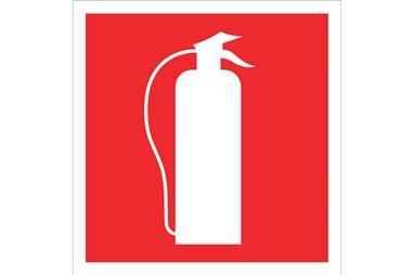 Comprar SEÑAL LUMINISCENTE 105X105MM. Extintor de incendios COF-SO03LU105105 en Ferretería el Clavo.