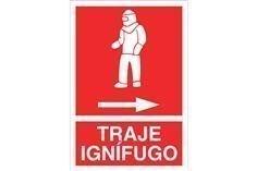 Comprar SEÑAL LUMINISCENTE 148X105 Traje ignifugo COF-SO38LU148105 en Ferretería el Clavo.