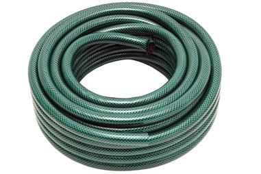 Comprar MANGUERA PVC 3 CAPAS C/ACCES. 5/8 15 m COF-90014100 en Ferretería el Clavo.