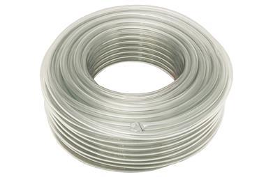 Comprar MANGUERA PVC MONOCAPA CRISTAL 7x10mm/100m COF-90014503 en Ferretería el Clavo.