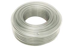 Comprar MANGUERA PVC MONOCAPA CRISTAL 25x31mm/50m COF-90014511 en Ferretería el Clavo.